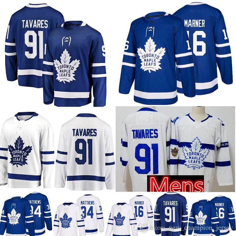 2019 Leafs  91 John Tavares Men S KID WOMEN Jersey 2018 Toronto Maple Leafs  16 Mitch Marner 34 Auston Matthews Hockey Jerseys Canada 2019 From ... 3edb72bd06