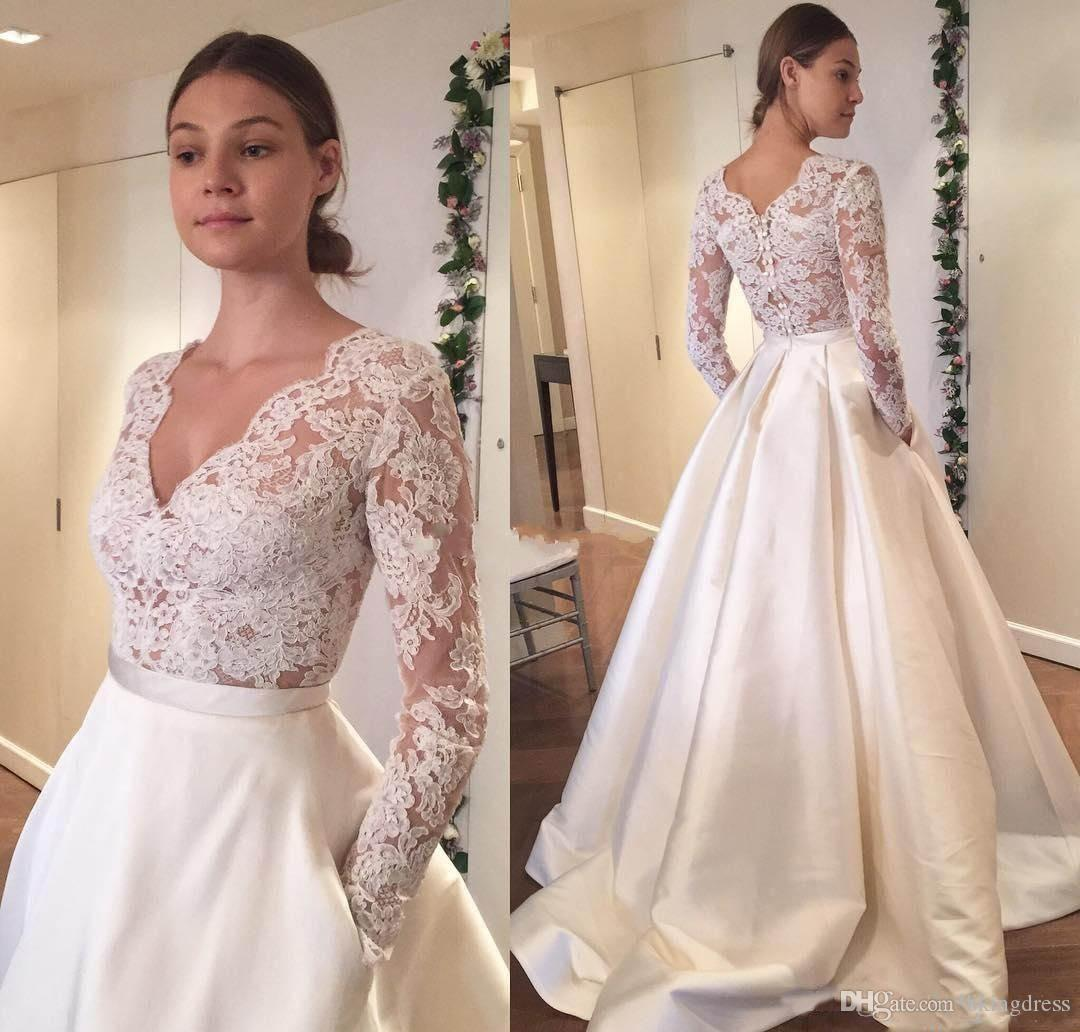 Plus Size Wedding Dresses 2019: Discount Country Garden Plus Size Wedding Dresses 2019