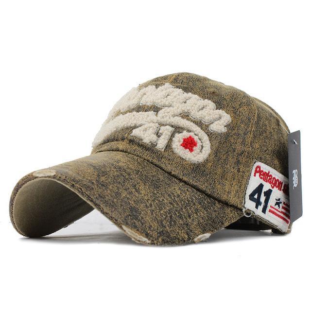 f1cbc7e5129976 Baseball Cap Men Women Cotton Fitted Hats For Men 5 Panels ...