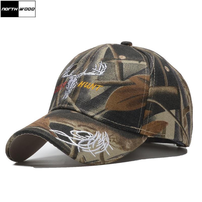 474ac91adf4b4 NORTHWOOD Camouflage Jungle Tactical Cap Camo Baseball Cap Men Hunt Snapback  Pattern Gorras Para Hombre Army Hat Visors Millinery From Dracaena