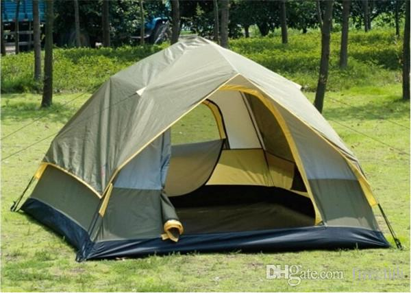 FIRECLUB 3-4 Person Automastic Outside Family Tourist Tent Outdoor Camping Beach Nature Tent Travel Gear Waterproof