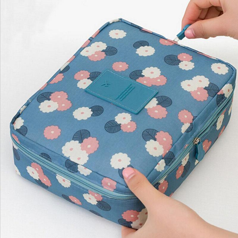 2019 Parts JIARUO Girl Makeup Women Cosmetic Wash Toiletry Make Up  Organizer Storage Travel Kit Multifunction Ladies Bag Case From Bag820,   78.93   DHgate. 31e5867763