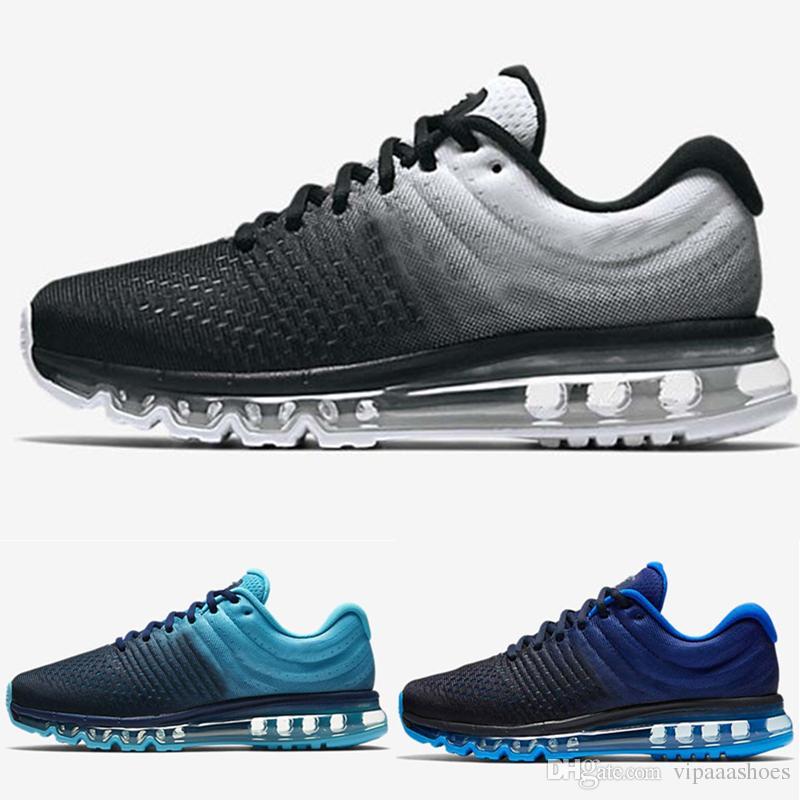 cheaper 7be57 80615 Großhandel Nike Air Max Airmax New Arrivail Maxes 2017 Laufschuhe Original  Vapor Sneaker Für Herren Outdoor Jogging Release Sneaker 40 45 Von  Vipaaashoes, ...