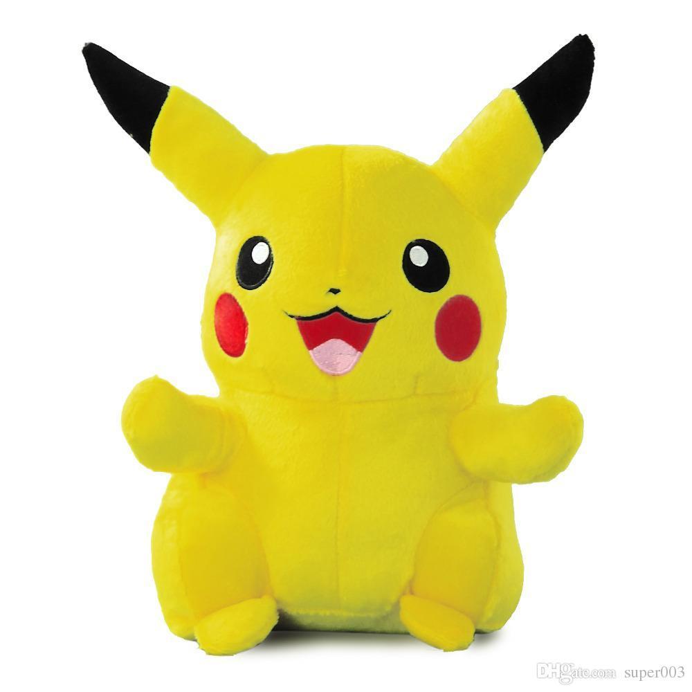 30cm Anime Sytopia Plush Toys Pikachu Soft Doll New Japan Cute Cartoon  Plush Toys Movies TV High Quality Brinquedos