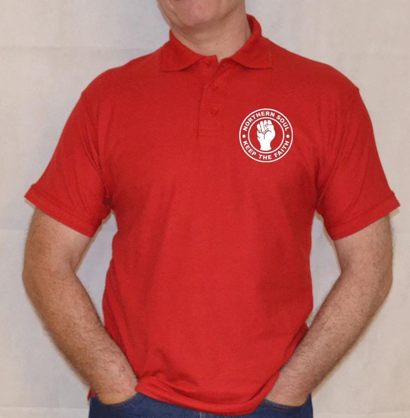 39e8d3c1 NORTHERN SOUL ,POLO SHIRT ,KEEP THE FAITH,MUSIC,WHITE,RED,BLACK,NAVY, Crazy  T Shirts Designs Ridiculous T Shirt From Yuxin0003, $14.67| DHgate.Com