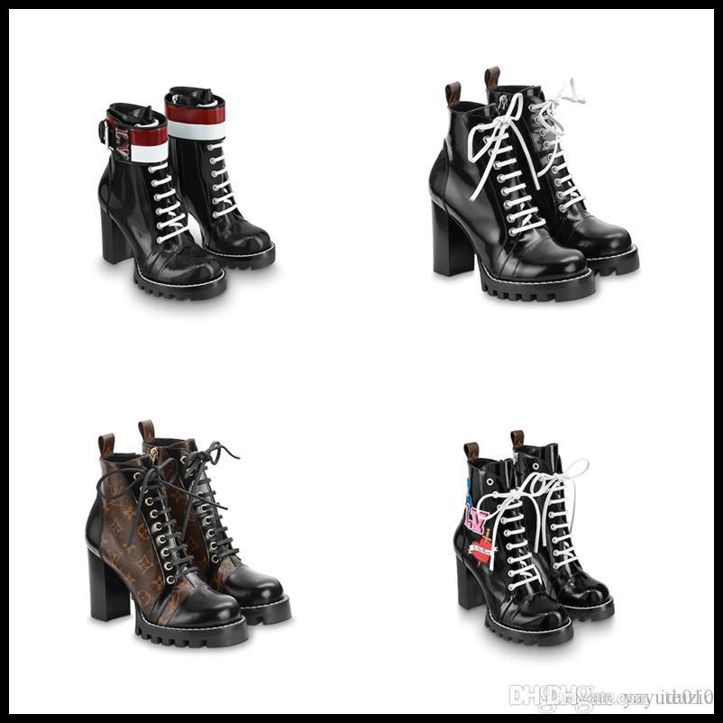 c6566e48482 Laureate Platform Desert Boot 1A41Qd 1A43Lp Black Heart Boots Overcloud  Platform Desert Boot Luxury Brand Martin Boots 35 41 Mens Boots Thigh High  Boots ...