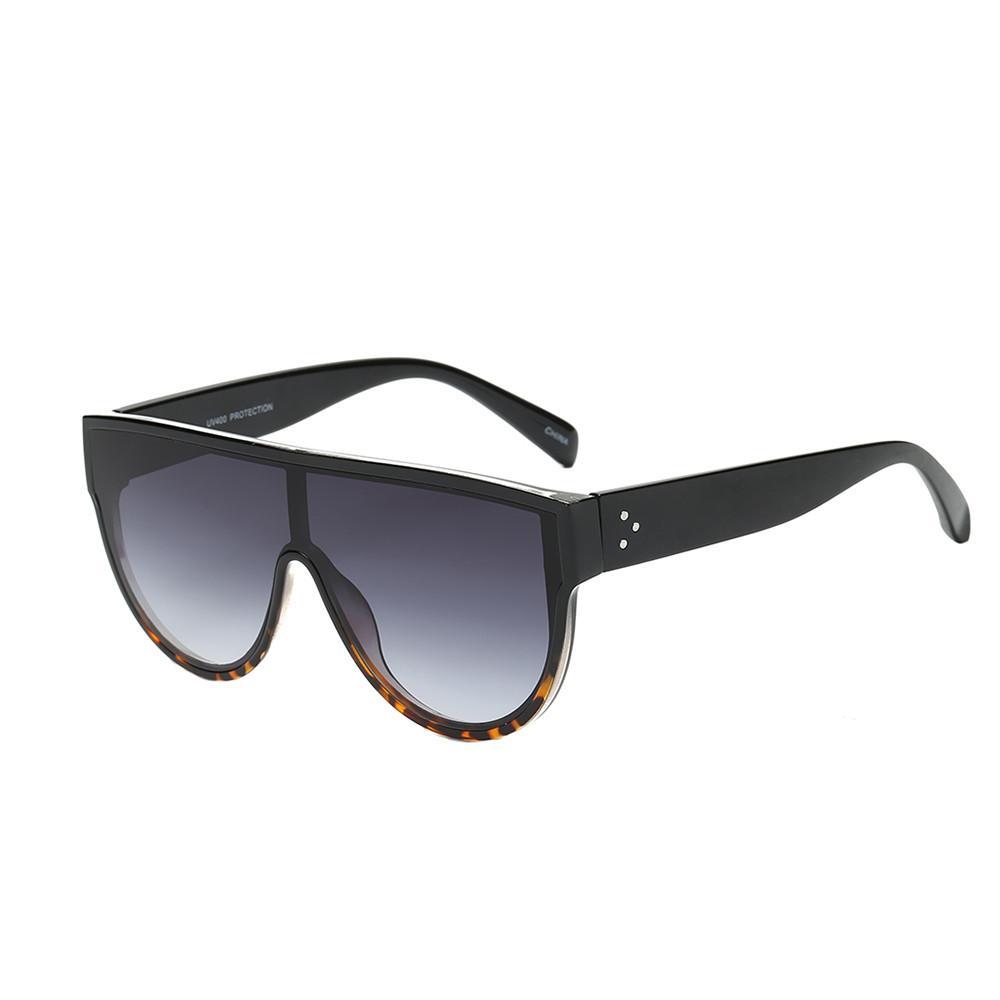18e2b09802 Summer Sunglasses for Women 2018 Women Fashion Unisex Large Frame ...