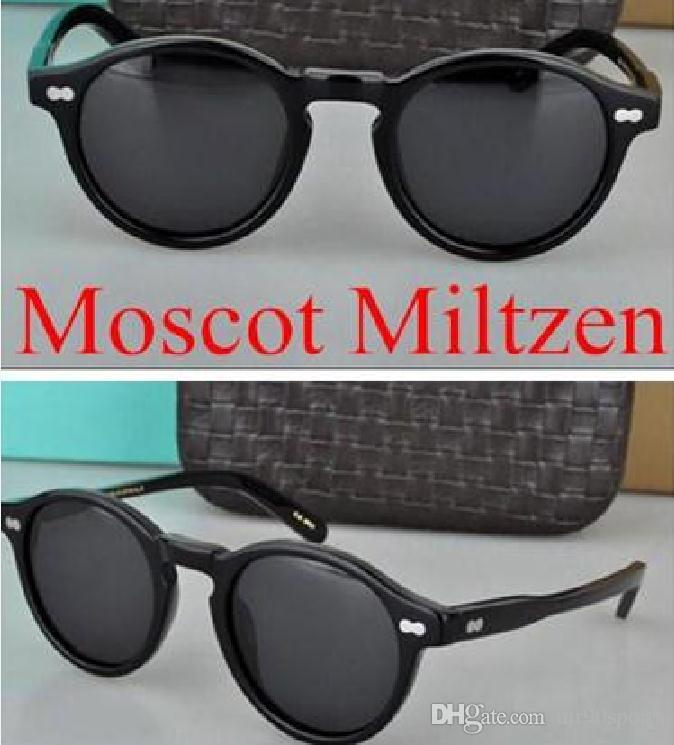 65e3b02212 NEW Style Lens Frame High Quality Moscot MILTZEN Sunglasses Men And Women  Sun Glasses with Original Box Sunglasses Online with  69.25 Piece on  Air90sports s ...