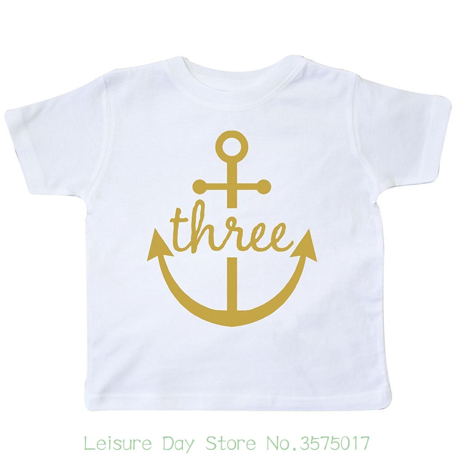 Hot Sale Men T Shirt Fashion 3rd Birthday Photo Outfit 3 Year Old Toddler Deal With It Ts Shirts From Leisuredaystore 242