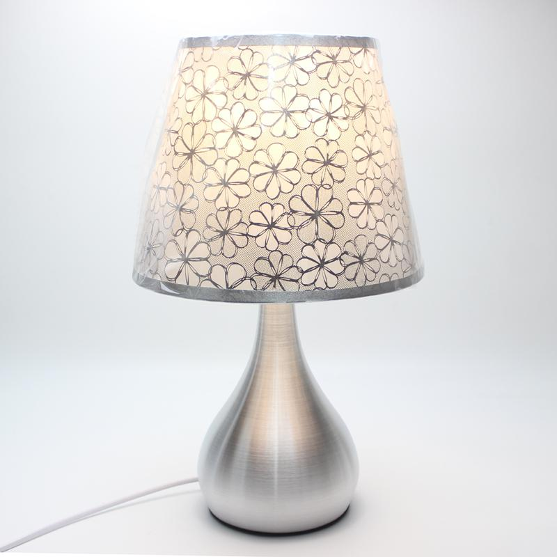 Modern Table Lamp AC 90-260V Bedside Bedroom Table Light Creative Desk Lamp With Bulb For Living Room Study Room