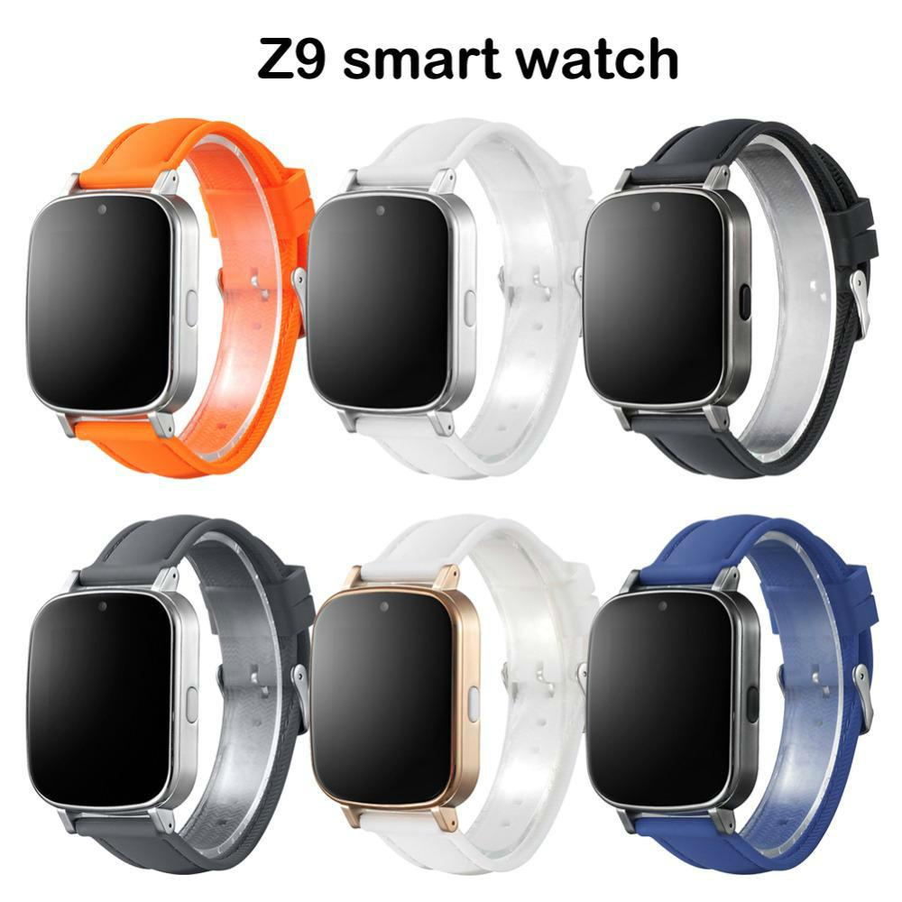 Smart Watches 6 Bluetooth Smart Watch Z9 Wrist SmartWatch With Camera  Support SIM Card For IOS Samsung Android