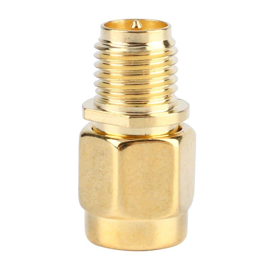 Wiring For Rf Coaxial Cable Gold Plated Color Rp Sma Female To Ac Plug Without The Metals Male Straight Mini Jack Online With