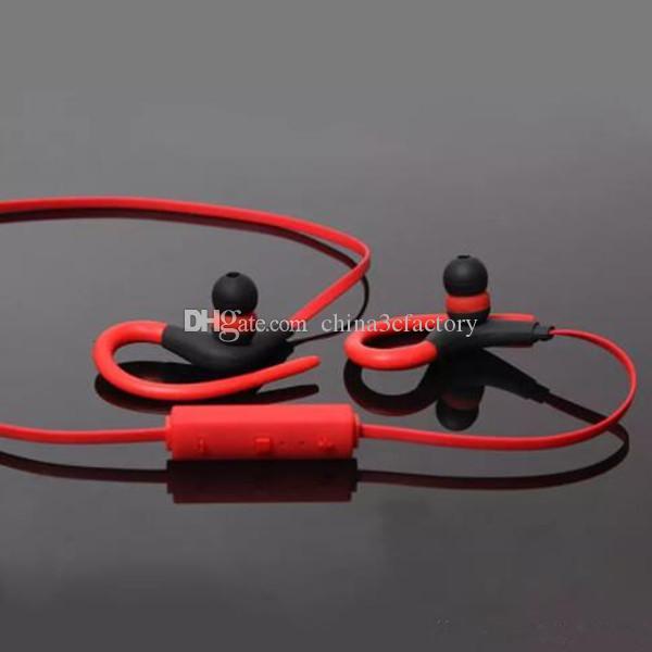 с розничной упаковкой bt1 BT-1 Tour наушники Bluetooth спортивные наушники стерео над ухом беспроводной шейный ремешок гарнитура с микрофоном для мобильного телефона
