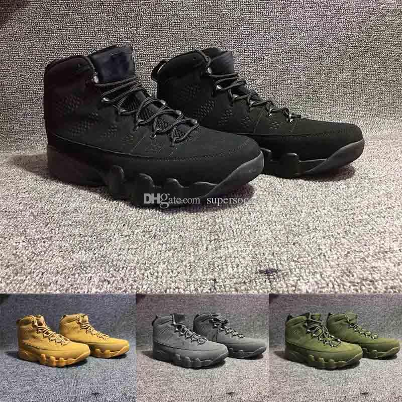 lowest price 4811e 8d586 Cheap 9 Basketball Shoes Mens White 9s VIIII Bred Space Olive City Of  Flight GS Countdown Pinnacle Pack Outdoor Shoe Sneakers
