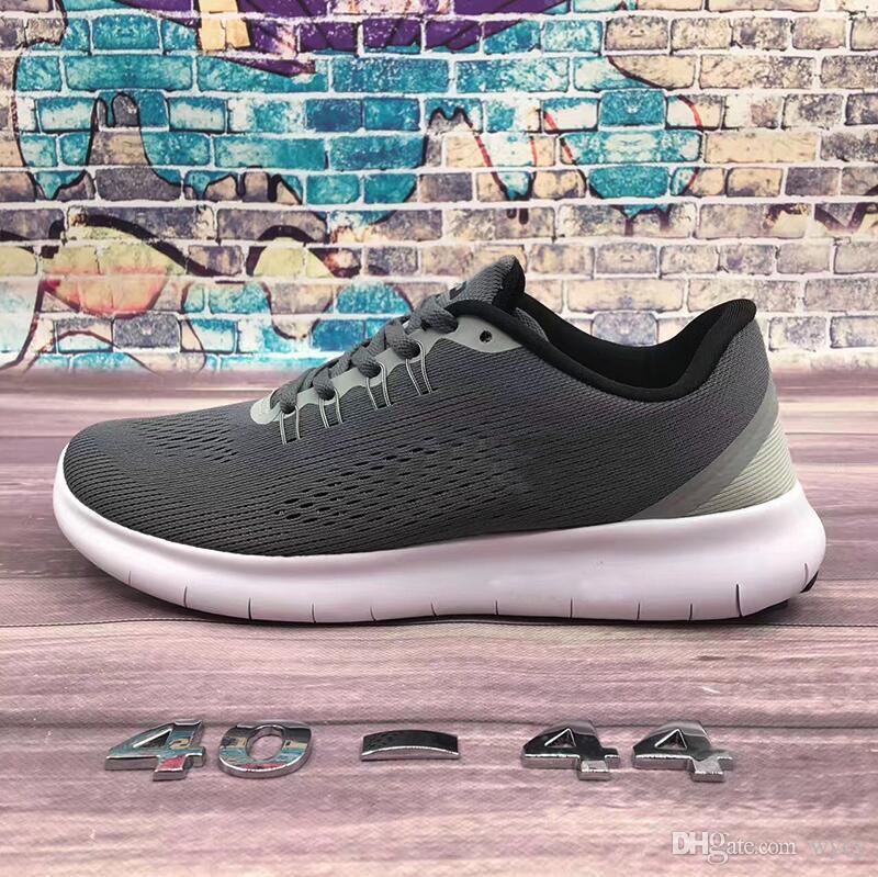 Erkekler Kadınlar Free Run 5.0 V Koşu Ayakkabıları Ayakkabı Kaliteli Dantel Up Hava Mesh Nefes Spor Koşu Sneakers Ayakkabı