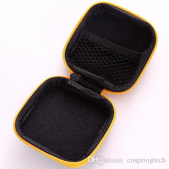 Téléphone portable câble de données chargeur Fingertip gyro box Casque sac de rangement eva casque sac livraison gratuite nouvelle arrivée