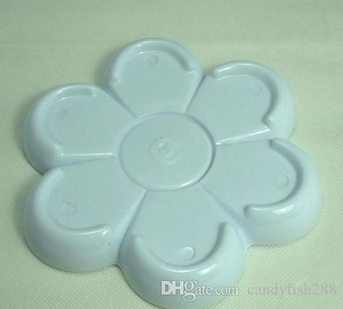 Boyama Malzemeleri Saf doğal erik Zhi taklit seramik pigmentler palet guaj suluboya paleti uygun fiyatlı plastik renk kutusu