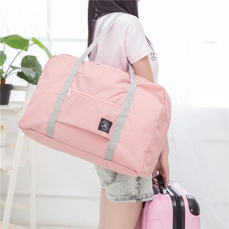 338e4a8b6e13 Large-capacity Short-distance Folding Travel Storage Bag Trolley Bag  Portable Travel Bag Bag Backpack Leisure Bag Online with  15.45 Piece on  Xiuyi03 s ...