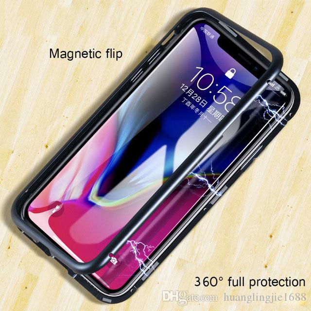 carcasa iphone adsorcion magnetica