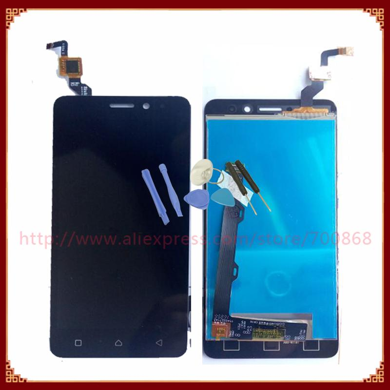 For Lenovo K6 Power K33a42 LCD Display Screen with Touch Screen Assembly  Black/White/Gold Tools Free Shipping