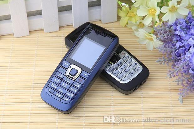 2016 Rushed New Original for Nokia 2610 Bar Cheap Mobile Phone Multi-languange Refurbished Unlocked Gsm 2g Network Cellphone free Dhl