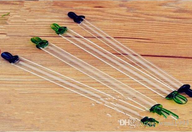 Produits en verre avec des lamelles fabricant accessoires, la livraison de couleur aléatoire, gros accessoires narguilé, accessoires bong, gratuit