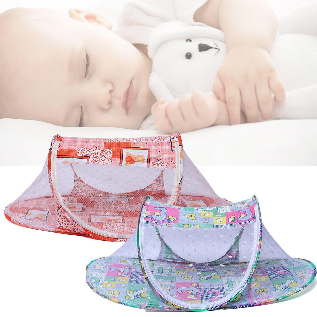 Towel Baby Crib Mosquito Net Foldable Bedding New Portable Soft 0 ... for Folding Mosquito Net For Baby  45gtk