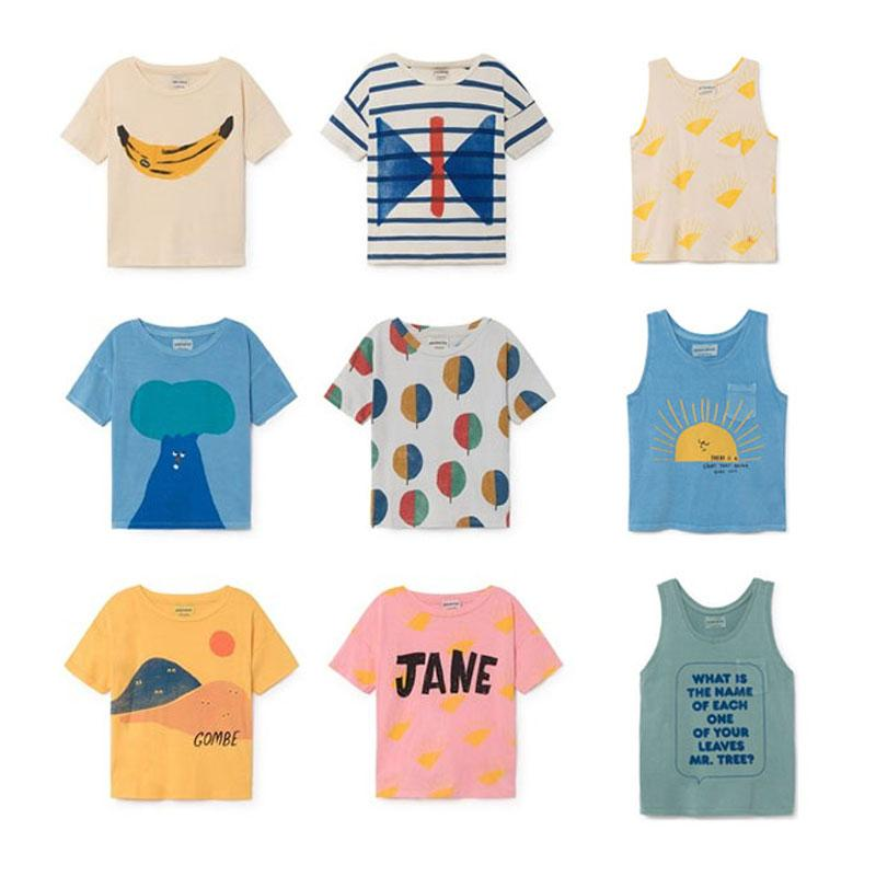 26689658ce9 2019 Beilei Creations Baby T Shirts For Boys Cotton T Shirt Girls Tops Bobo  Choses 2018 Summer Child Kids Children T Shirts Clothes From Funibaoluo