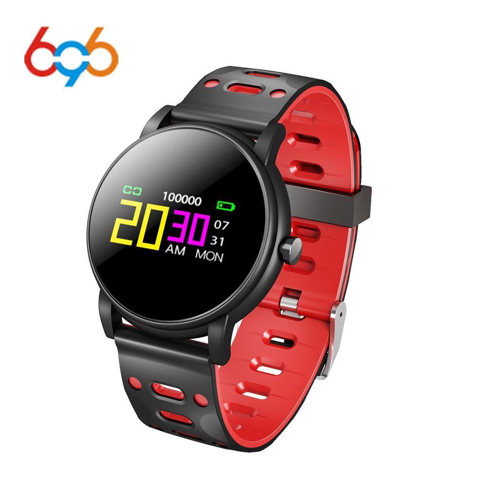 Купить Умные Часы 696 Z7 Смарт Браслет Монитор Сердечного Ритма Фитнес  Трекер Артериального Давления Smart Watch IP68 Водонепроницаемый Шагомер  Для Android ... 00819b3b2ce