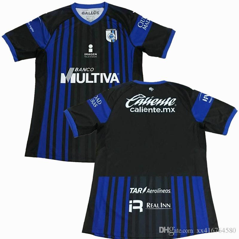 New 2018 Querétaro F.C. Soccer Jerseys 18 19 Liga MX Queretaro Home Away  Best Quality Football Sports Shirts S 2XL From Xx416764580 97f4a9416