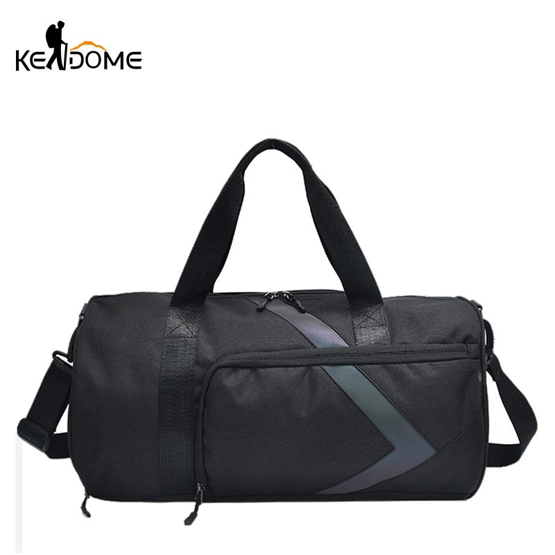 22861bbcf9c2 2018 Top Male Swimming Sports Canvas Dry Wet Separation Gym Fitness Yoga  Bag Handbags For Shoes Waterproof Travel Bag XA838WD UK 2019 From  Gqinglang