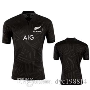 2923501cb57 2019 2017 Mens All Blacks Territory Rugby Shirt 2017 New Zealand All Blacks  Rugby Jersey S 3XL From Dyc198814, $18.28 | DHgate.Com