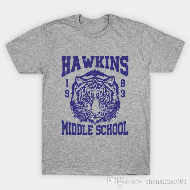Stranger Things Hawkins Middle School Mugs Shirts And More Merch T