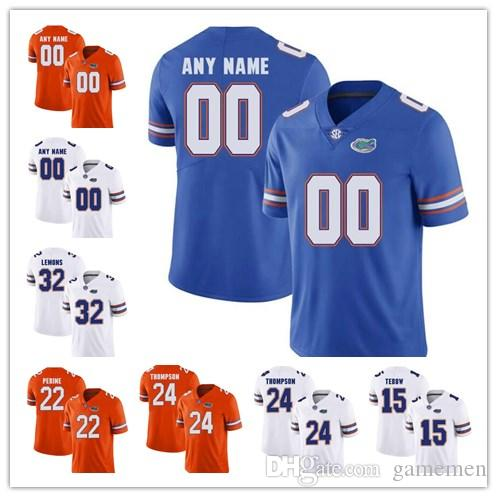 quality design 7ebaa 40702 Florida Gators Men's 6 Jeff Driskel 7 Duke Dawson 15 Tim Tebow 19 Johnny  Townsend 81 Aaron Hernandez Customized College Football Jersey