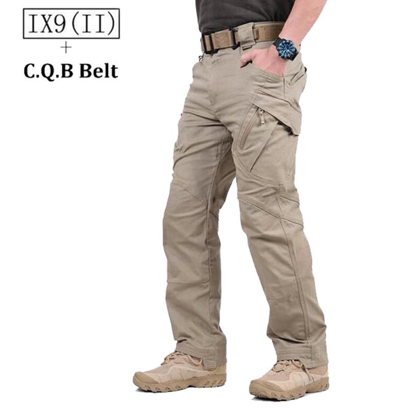 d5977ef3939a9e 2019 IX9 Tactical Men Pants Combat Trousers Army Pants Men Cargo For SWAT  Style Casual Many Pockets From Jingju, $44.04 | DHgate.Com