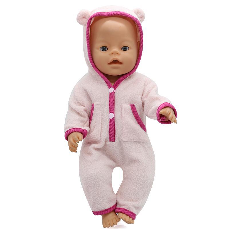 f757865b13 Großhandel Baby Geboren Puppe Kleidung 6 Farben Nette Jumper Fit 43 Cm Zapf  Baby Geboren Puppe Zubehör Geburtstagsgeschenk X 133 Von Breenca, $27.11  Auf De.