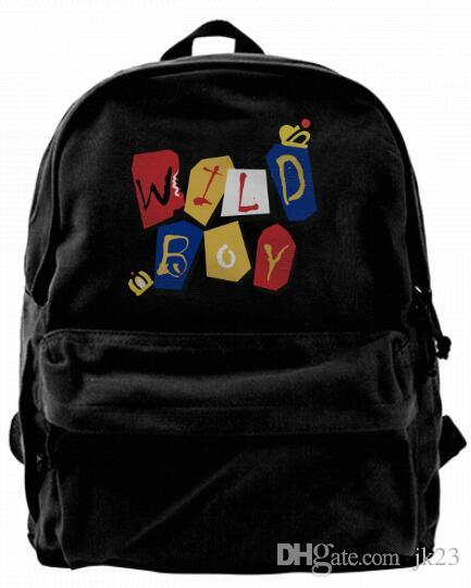 King Wild Boy Birthday Gift Fashion Canvas Best Backpack Unique Camper For Men Women Teens College Travel Daypack Tactical Ogio