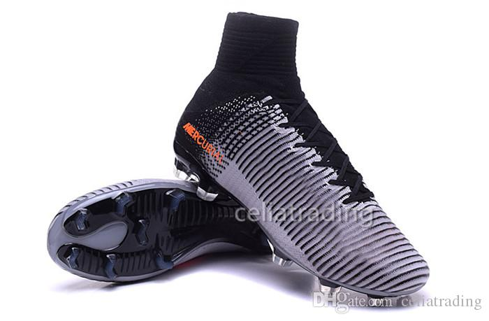 2018 original ace 17 indoor soccer cleats Tango 17+ Purecontrol TF IC boys football boots turf soccer shoes for mens Turbocharge Pack