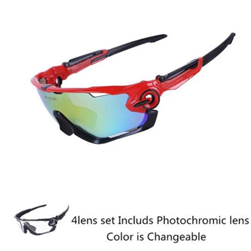 945afbfa18 2019 SKY 2017 Polarized Cycling Sunglasses UV400 Photochromic Bike Glasses  Men Women Bicycle Goggles Sports Eyewear Gafas Ciclismo From Dinaha