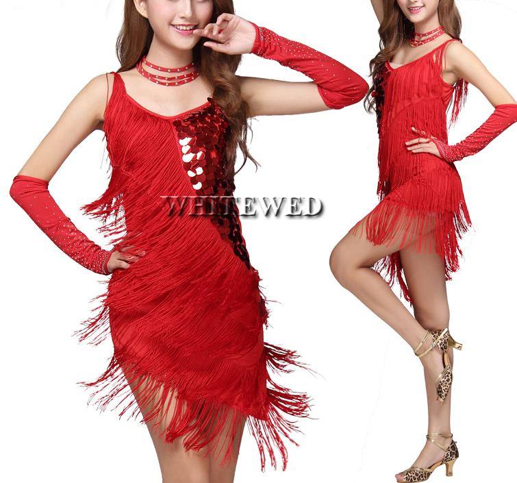 2018 vintage short retro fringe sequin 20s flapper girl great gatsby themed bridal shower party dresses costumes outfits clothing from hongyeli
