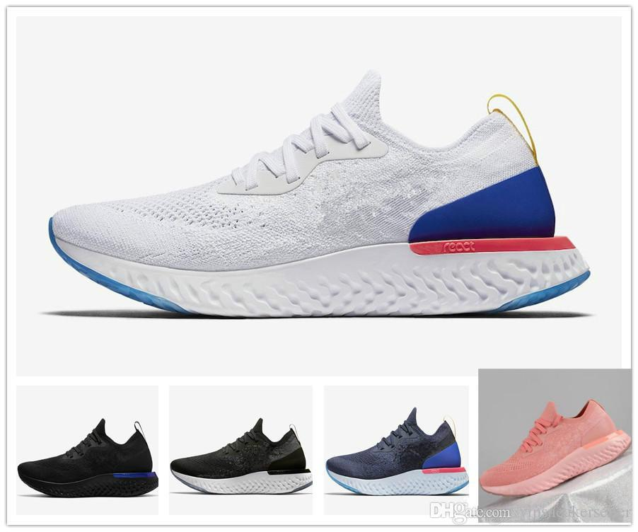 2018 Top Epic React Instant Go Fly Breath Comfortable Sport Size 5-11 Mens Running Shoes For Sale Women Athletic Sneakers footlocker pictures online in China cheap price cheap from china WlH5rMS7