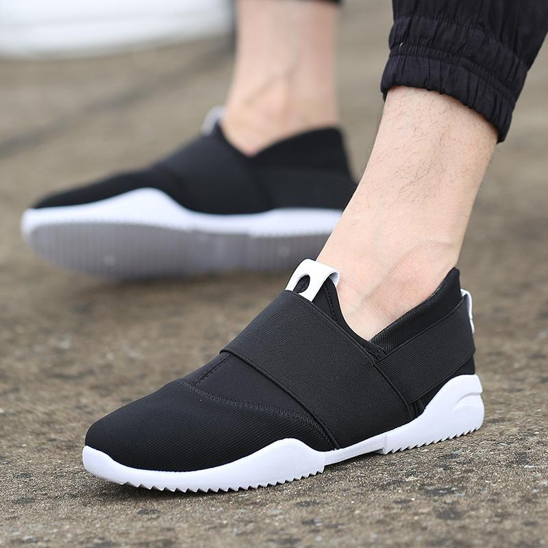 Men Sneakers 2018 New Comfortable Casual Shoes Loafers Men Shoes