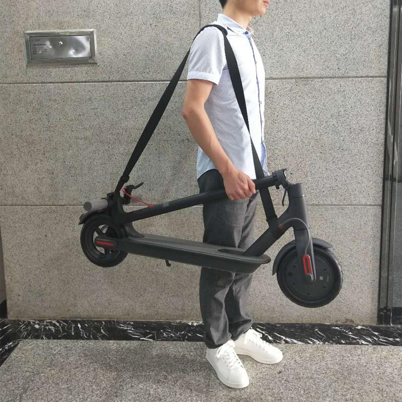 Xiaomi M365 Parts Ninebot ES2 Scooter Electrical Scooter Nylon Carry Belt  for all kinds of Bike