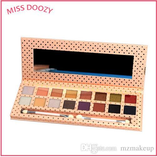 MISS DOOZY Makeup Eye Shadow Palette Fashion Best Balm