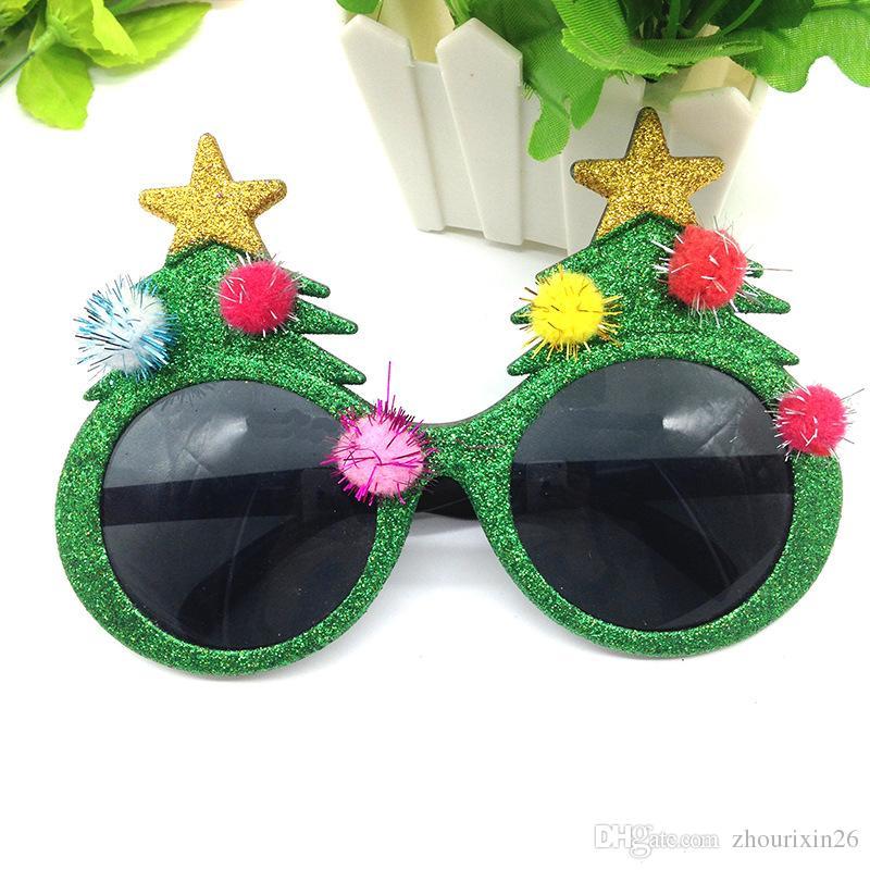 Weihnachtsbaum Explodiert.Weihnachtsschmuck Neues Muster Weihnachten Kunststoff Gläser Party Ornament Weihnachtsbaum Gläser Familientreffen Fashion Explosion