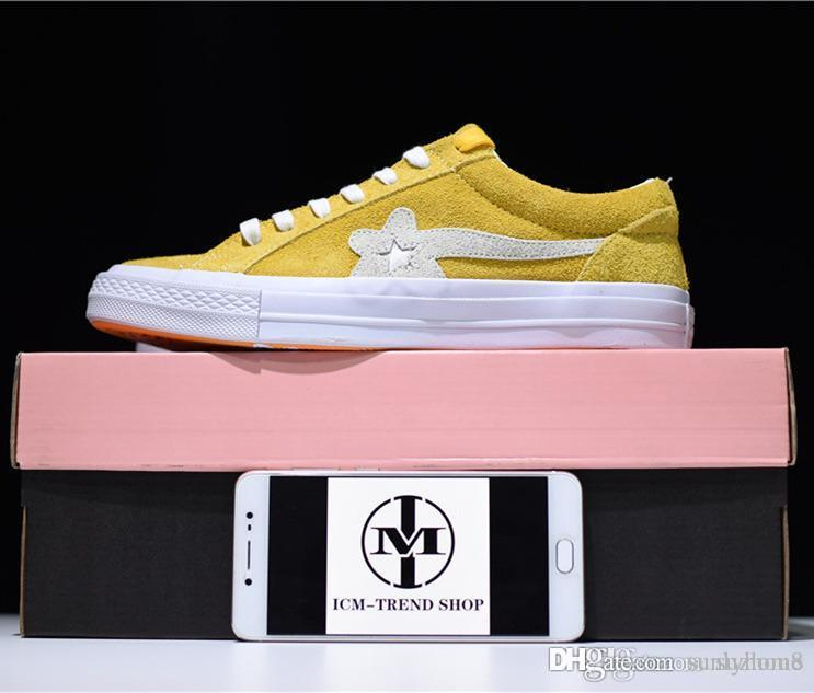 36372c31fb6 Quality Shoes Brands One Star X Tyler Creator Golf Le .