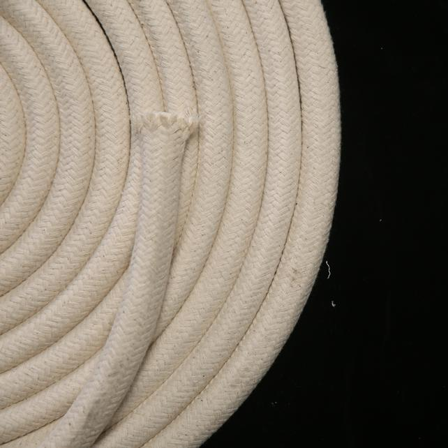 Cotton Clothesline Rope Extraordinary 60 60mm 60m Natural Strong Braided Cotton Rope With Core Diy