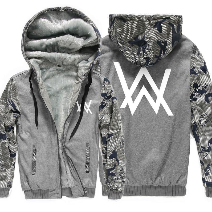 2018 Music Dj Divine Comedy Alan Walker Print Hip Hop Streetwear Jaket Sweater Zipper 2017 Winter Fleece Brand Thick Hoodies Sweatshirt K Pop Hoodie From Vikey10