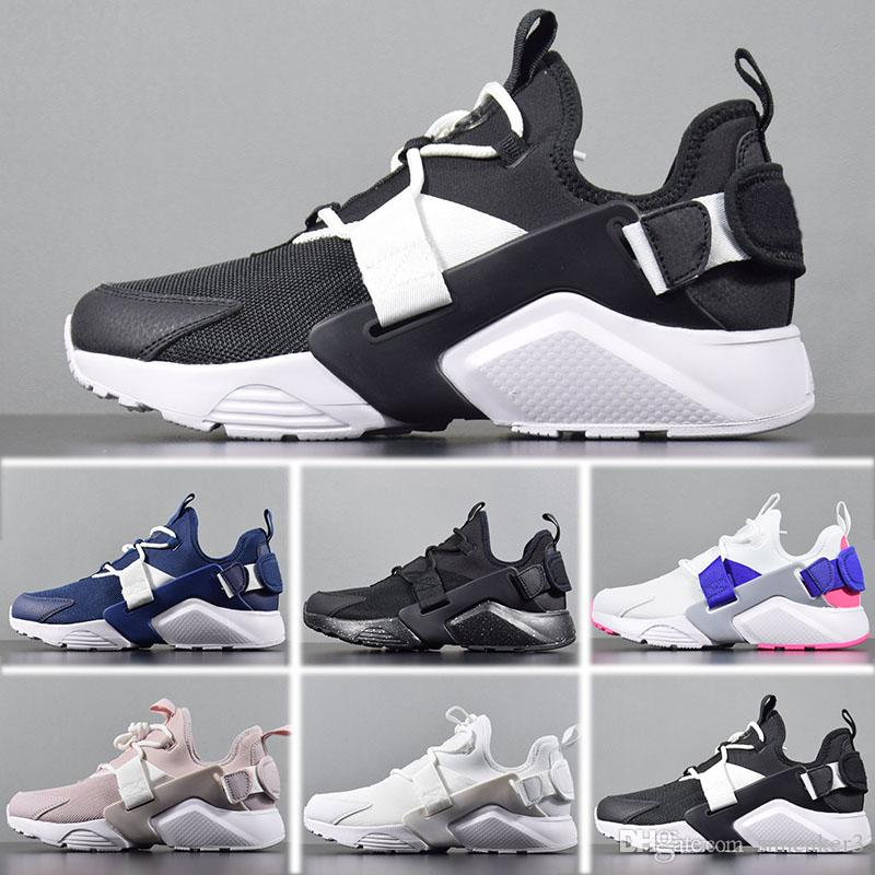 41de16ac1e669 2018 New Designer Air Huarache 5 IV Running Shoes For Women   Men ...