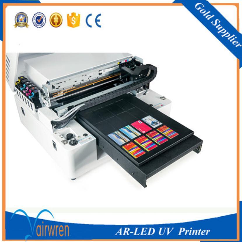 digital flatbed uv led printer ceramic tile glass phone case pens